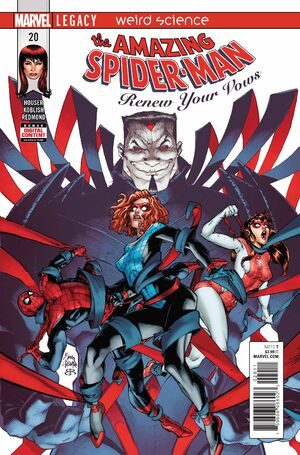Amazing Spider-Man Renew Your Vows Vol 2 20