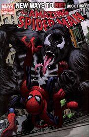 Amazing Spider-Man Vol 1 570 Variant Monkey