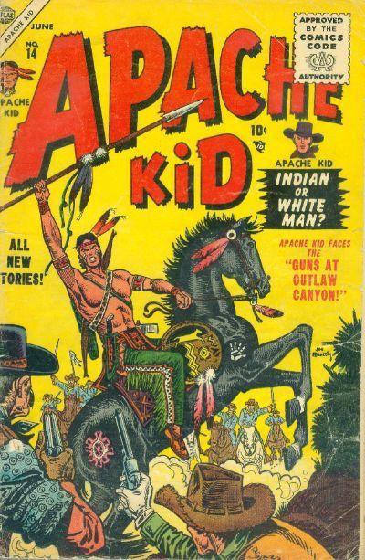 Apache Kid Vol 1 14