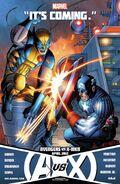 AvX Wolverine vs. Captain America
