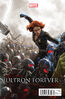Avengers Ultron Forever Vol 1 1 AU Movie Connecting Variant C