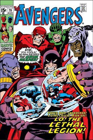 Avengers Vol 1 79