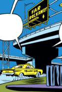 Beach Channel Drive from Amazing Spider-Man Vol 1 138 001
