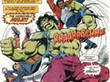 Bruce Banner (Earth-7642)/Gallery