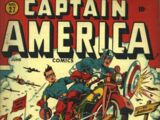 Captain America Comics Vol 1 27