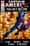 Captain America Man Out of Time Vol 1 3