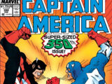 Captain America Vol 1 350