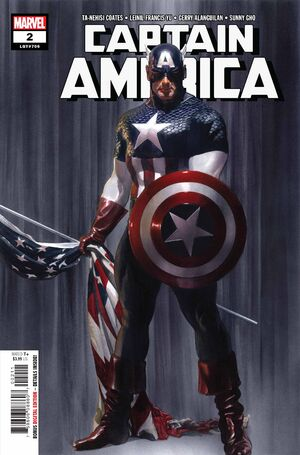 Captain America Vol 9 2
