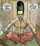 David Haller (Earth-616) from X-Men Legacy Vol 2 1 001