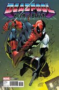 Deadpool Back in Black Vol 1 1 Liefeld Variant