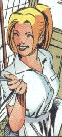 Diane (Earth-616) from Spider-Man Annual Vol 1 2000 0001