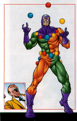 Elton Healey (Earth-616) from Captain America America's Avengers Vol 1 1 0001