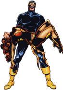 Essential Series X-Men Vol 1 2 Textless