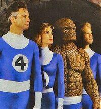 Fantastic Four (Earth-94000) from Fantastic Four (1994 film) Promo 002