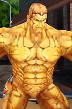 Flint Marko (Earth-TRN125) from Ultimate Spider-Man Total Mayhem 001