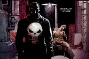 Frank Castle and Tiberiu Bulat (Earth-200111) from Punisher Vol 7 30 001