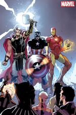 Free Comic Book Day Vol 2018 Avengers Textless