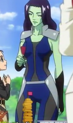 Gamora (Earth-14042) from Marvel Disk Wars The Avengers Season 1 24 001