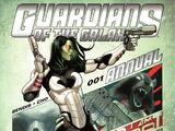 Guardians of the Galaxy Annual Vol 2 1