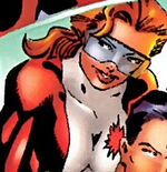 Heather McNeil (Earth-811) from Wolverine Days of Future Past Vol 1 2 0001