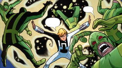 Hydra (Earth-5631) Hulk and Power Pack Vol 1 2