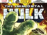 Immortal Hulk: The Best Defense Vol 1 1