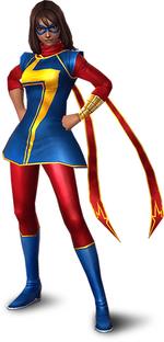 Kamala Khan (Earth-TRN012) from Marvel Future Fight 003