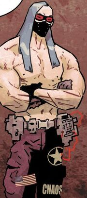 Kenshiro Cochrane (Earth-15513) from Ghost Racers Vol 1 2 001