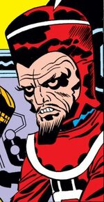 Kirjak (Earth-616) from Captain America Annual Vol 1 3 0001