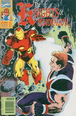 Knights of Pendragon Vol 1 11