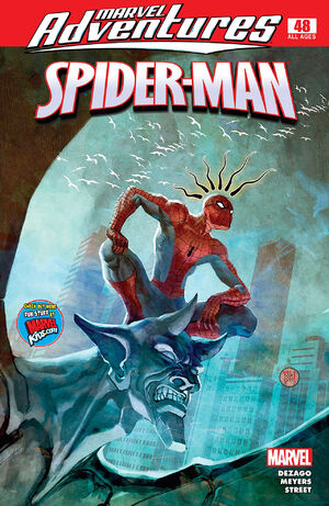 Marvel Adventures Spider-Man Vol 1 48