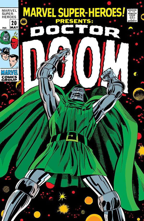 b5bdffcb10c Matt locked up the old thread, so here's a replacement. Talk about Doctor  Victor Von Doom, ruler of Latveria and the Infamous Iron Man, here!