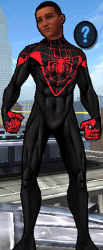 Miles Morales (Earth-TRN461) from Spider-Man Unlimited (video game) 006