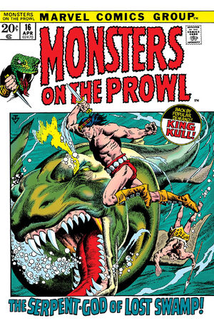 Monsters on the Prowl Vol 1 16