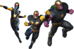 Nova Corps (Earth-TRN765) from Marvel Ultimate Alliance 3 The Black Order 002