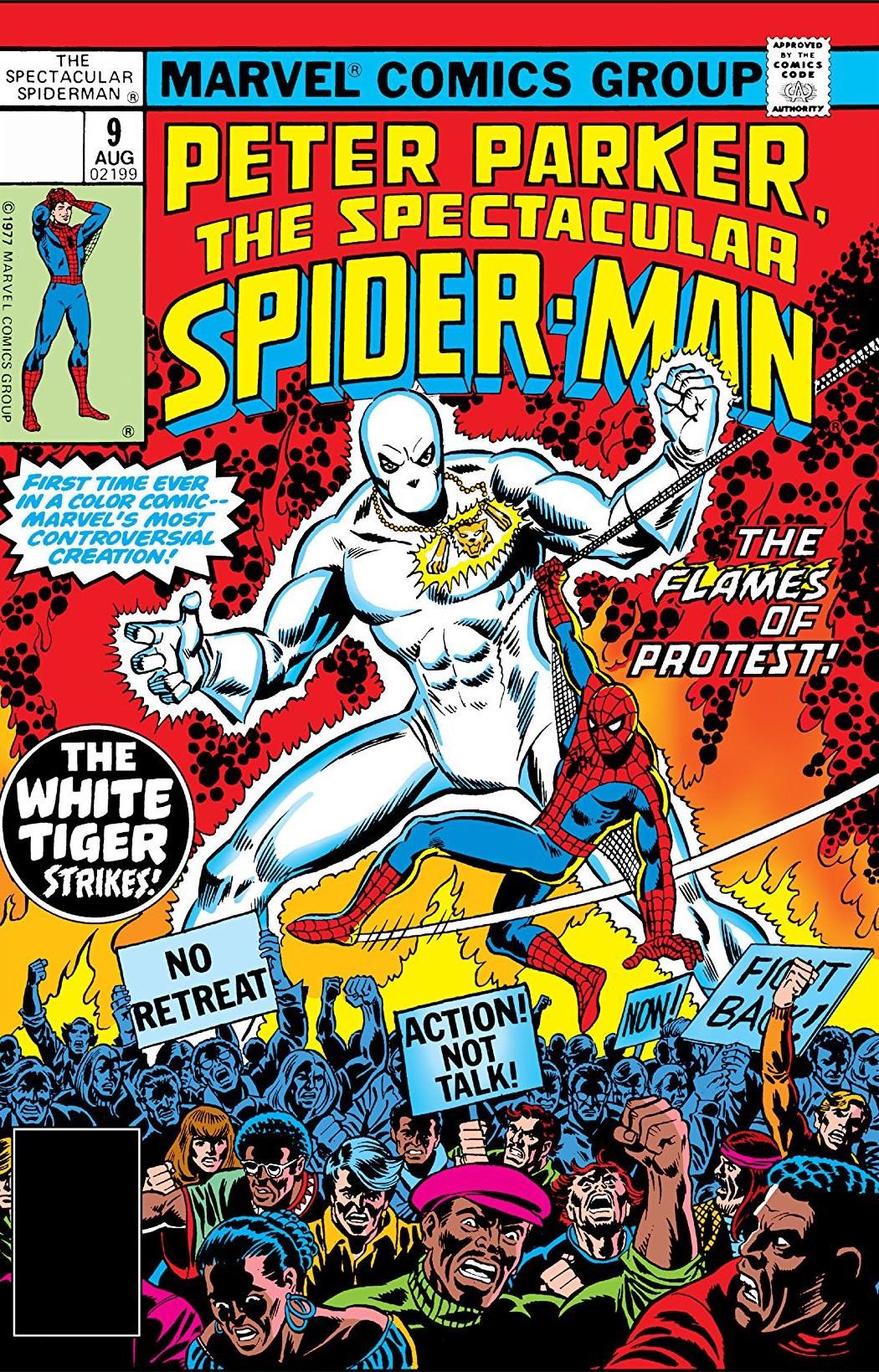 Peter Parker, The Spectacular Spider-Man Vol 1 9