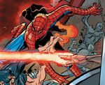 Peter Parker (Earth-21261) from Age of Ultron vs. Marvel Zombies Vol 1 1 0001