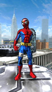 Peter Parker (Earth-TRN507) from Spider-Man Unlimited (video game)