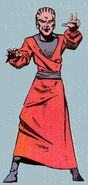 Phobius (Earth-616) from Official Handbook of the Marvel Universe Vol 2 7 0001