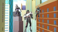 Pterodax (Earth-760207) from Spider-Man The New Animated Series Season 1 6 0001