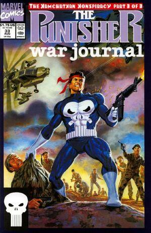 Punisher War Journal Vol 1 33