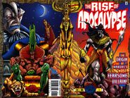 Rise of Apocalypse Vol 1 1 Wraparound