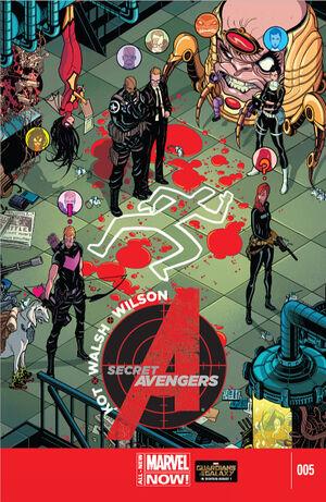 Secret Avengers Vol 3 5