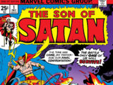 Son of Satan Vol 1 1