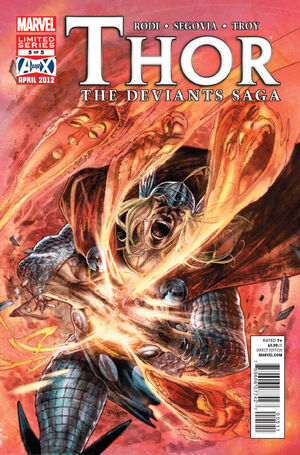 Thor The Deviants Saga Vol 1 5