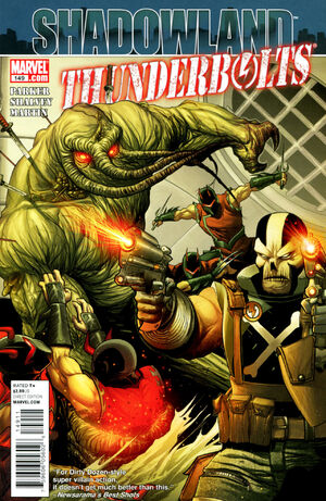 Thunderbolts Vol 1 149
