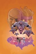 Ultimate Comics X-Men Vol 1 15 Textless