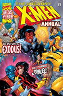 Uncanny X-Men Annual Vol 1 1999