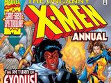 Uncanny X-Men Annual Vol 1 1999