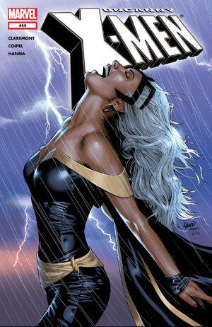Uncanny X-Men Vol 1 449